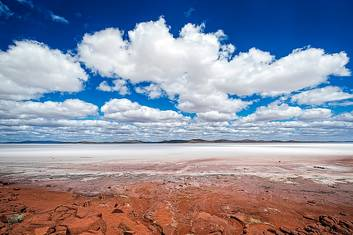 4 day Lake Eyre & Flinders Ranges Tour - Standard Motel Unit with Ensuite (Double/Twin Share)