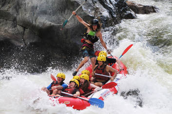 Barron River Half Day Rafting Ex Cairns