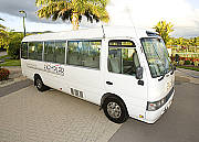 Cairns Airport to Palm Cove (one way) - Seat in Coach (per person)