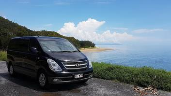 Private Transfer 5-7 People Port Douglas to Cairns City/Airport