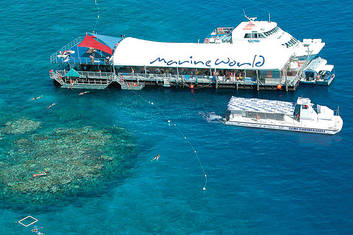 Marine World Outer Barrier Reef Cruise