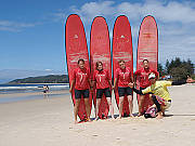 We Love surfing in Byron Bay