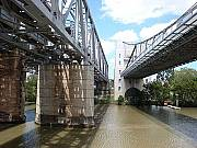Many bridges of the Brisbane River