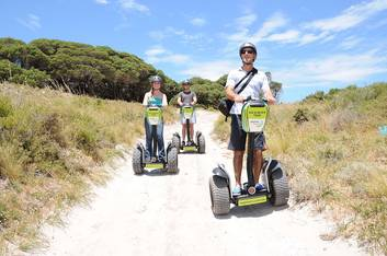 Enjoy a 1.5hr Rottnest Island Segway Tour