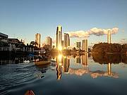 Surfers Paradise Sunset Kayak Tour